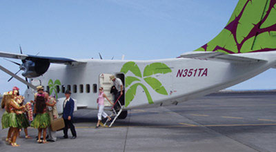 Interisland Airways Charter